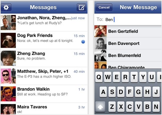 Best Chatting Apps for iPad