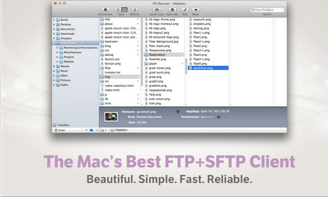 Best FTP Client Software for Mac